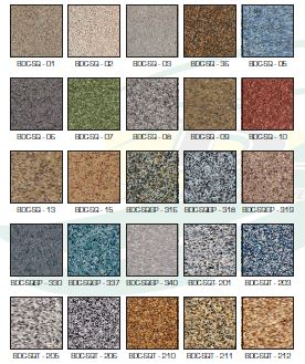 BDC Floor Quartz