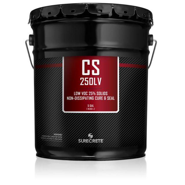 CS 250™ Low VOC Concrete Cure and Seal