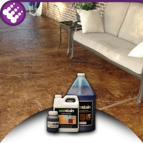 1 Gallon Surecrete Eco-Stain Transparent Stain