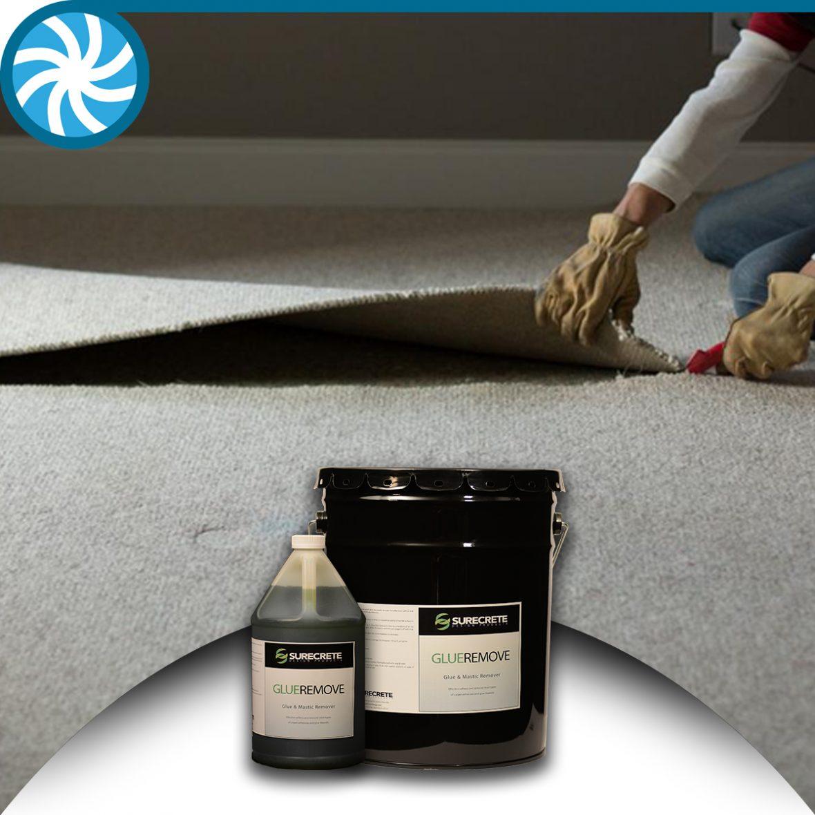 Surecrete Carpet Glue Remover