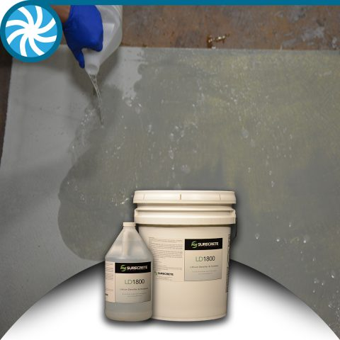 Surecrete Concrete Lithium Densifier Product