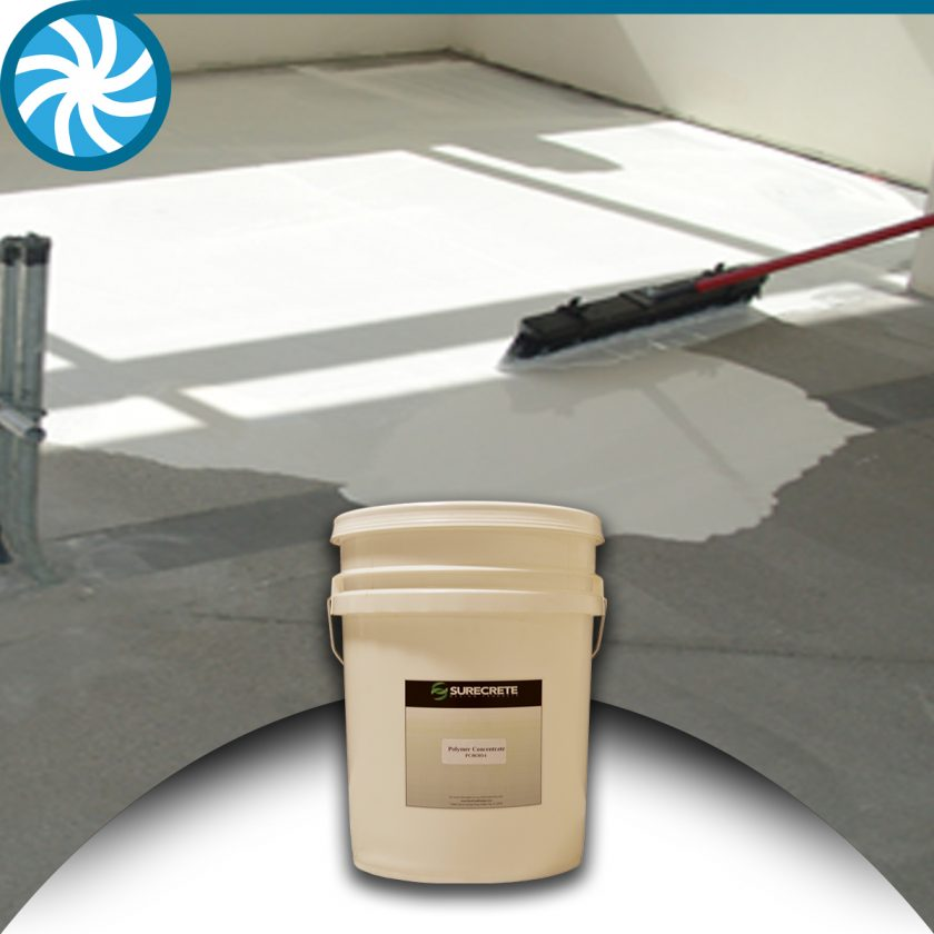 Surecrete 5 Gallon Polymer Concentrate