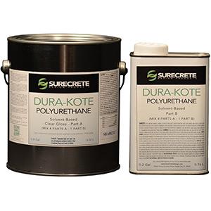 Concrete Floor Polyurethane SB Surecrete