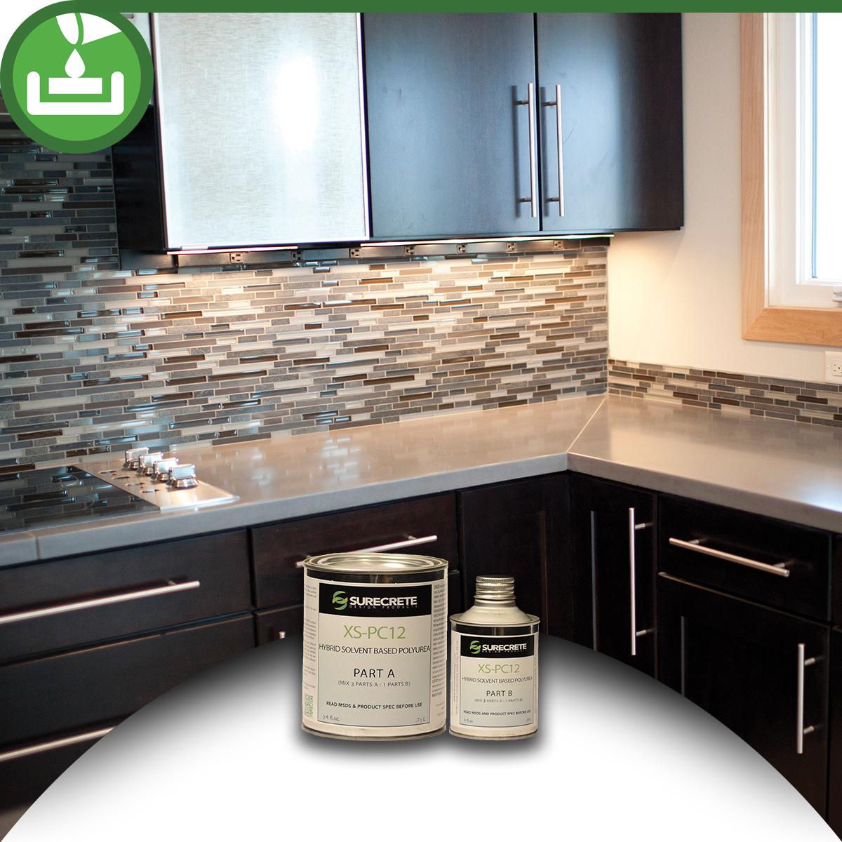 High Gloss Countertop Sealer Kit - BDC Supply Company