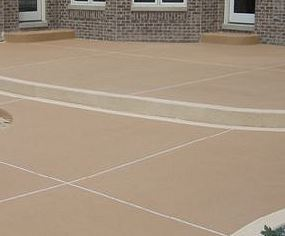 Colored Outdoor Concrete Sealers