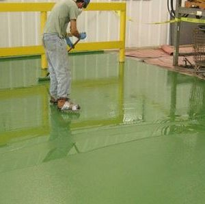 Colored Floor Epoxy Sealers