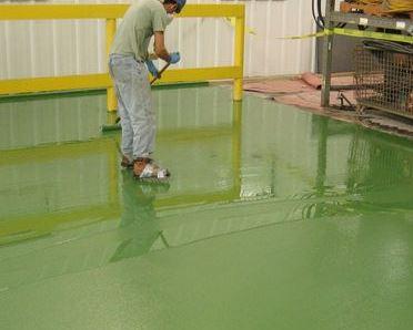 Colored Floor Epoxy Sealers