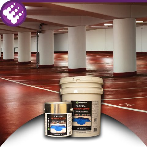 Surecrete Colored Water Based Outdoor Acrylic Sealer